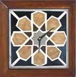 タイルの時計